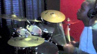 VaShawn Mitchell - Chasing After You (Drum Cover)