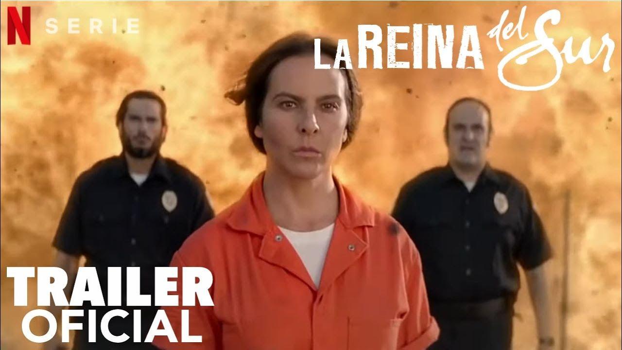 Download La Reina del Sur Tercera Temporada - Tráiler Oficial #1 HD
