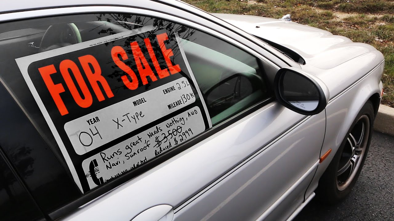 How to Sell Used Cars Online