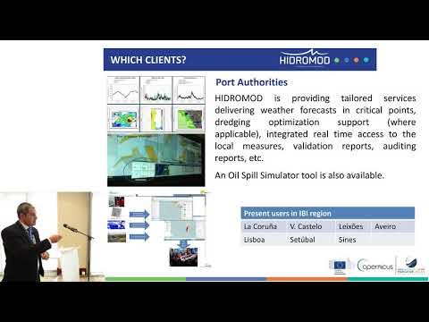 User Tailored Marine Weather Information Services
