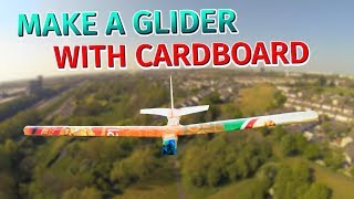 How to make a cardboard airplane properly | Pro version