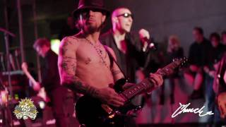 Church and Chester Bennington at Camp Freddy - Whole Lotta Love | Stolen From Church