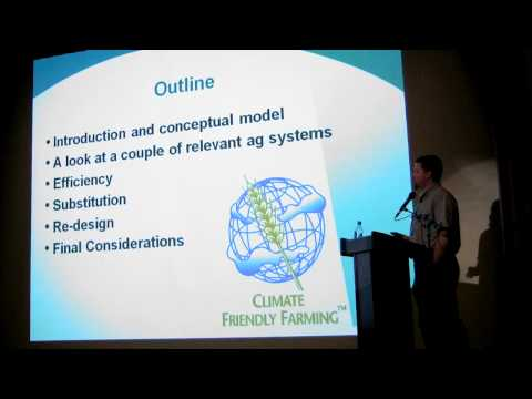 Part 1 Energy, Agriculture and Efficiency - Chad Kruger