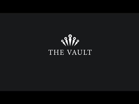 Pride & Pinion - Introducing THE VAULT