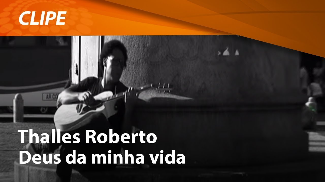 MP3 MINHA VIDA ROBERTO DEUS THALLES BAIXAR DA