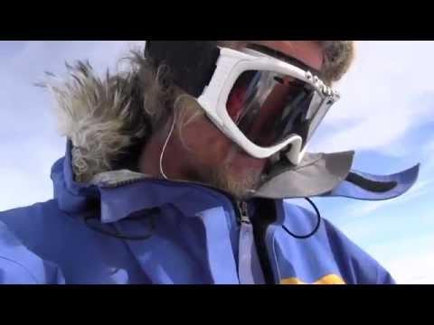 Norwegian guy finds forgotten satchel of Cheetos and candy in Antarctic, he is ecstatic
