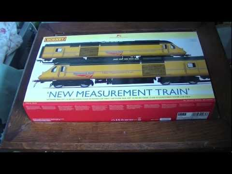 Opening the Hornby R2984 New Measurement Train NMT Class 43 HST Pack & Review