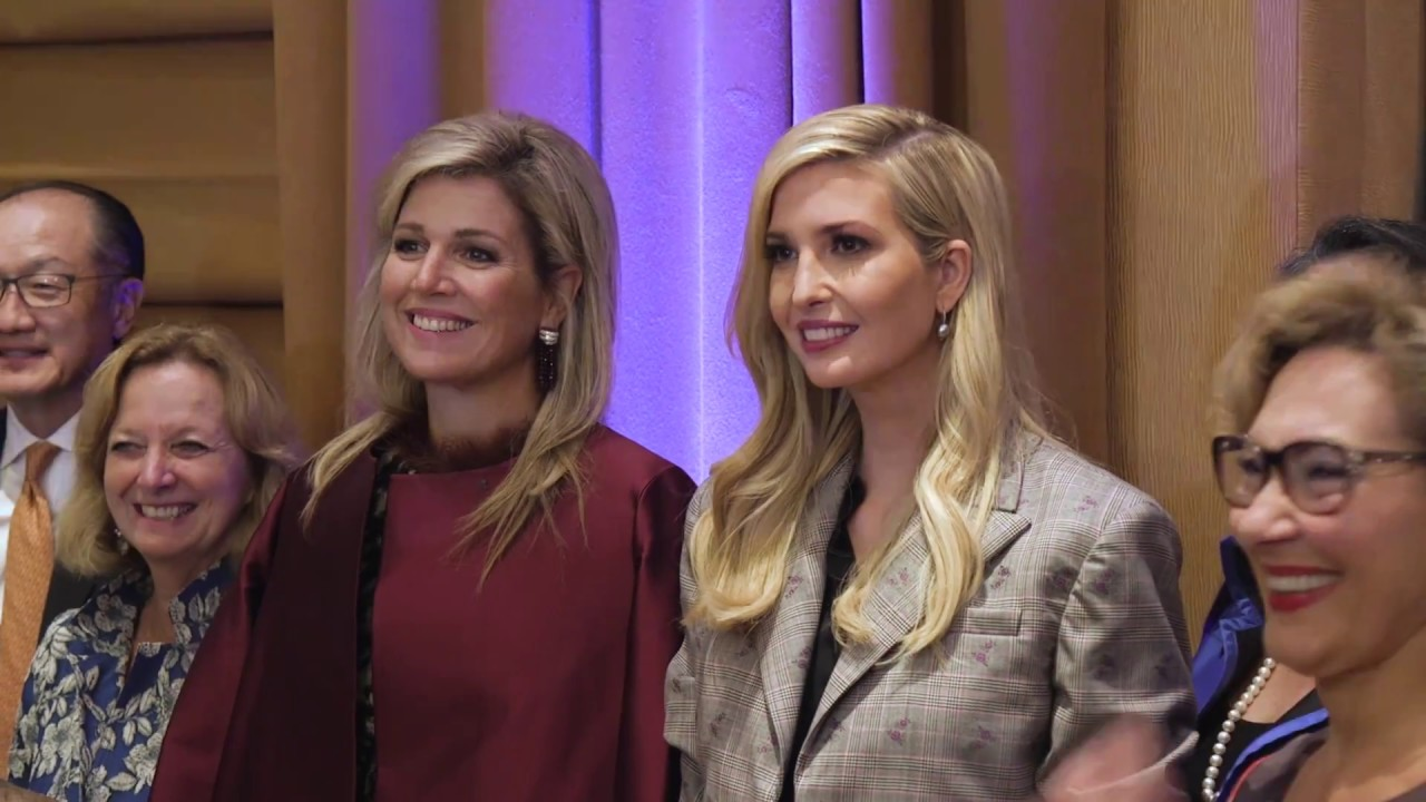 Hasil gambar untuk Ivanka Trump Discusses Women's Economic Empowerment at UNGA 2018
