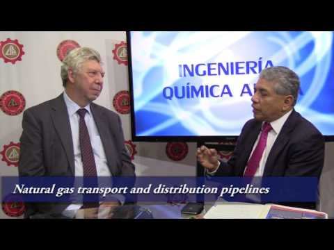 Ingeniería Química al Día - Natural gas transport and distribution pipelines