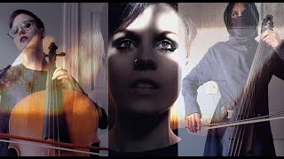 Lithium by @Evanescence | Cello Doll Instrumental Cover (Acoustic & Electric!)