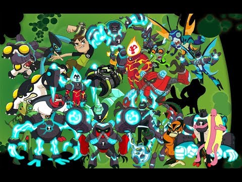 Ben 10 All Reboot Omnitrix (Season 2) Aliens, Unlocked, Blocked, First  appearance, etc