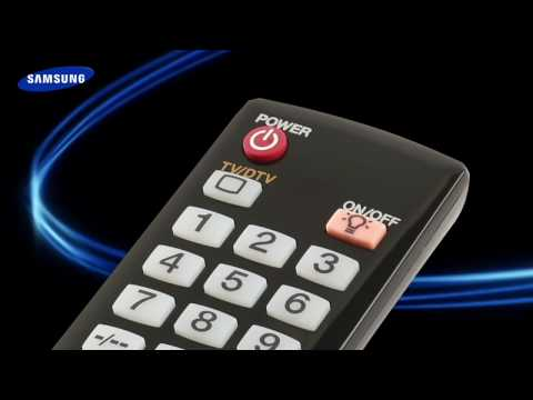 Samsung re-tune your TV - intro video