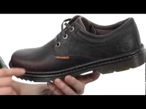 Dr. Martens Work Portsmouth SD 3-Eye Shoe  SKU:#8098064
