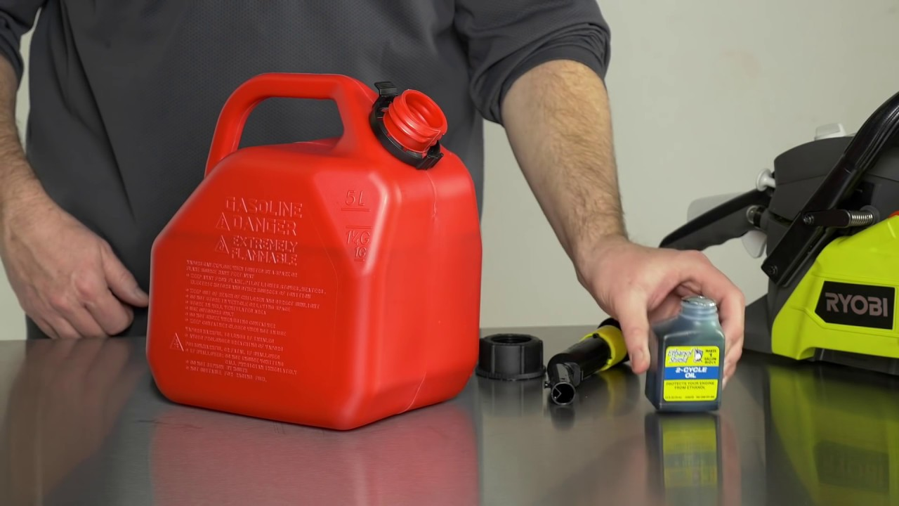 How To: Protect Small Gas Engines From Ethanol