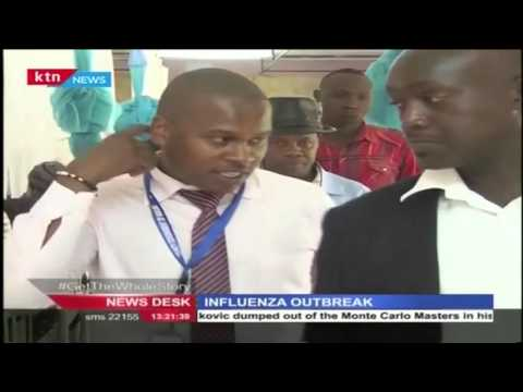 Government is set to vaccinate Children in Nakuru due to the Influenza Outbreak