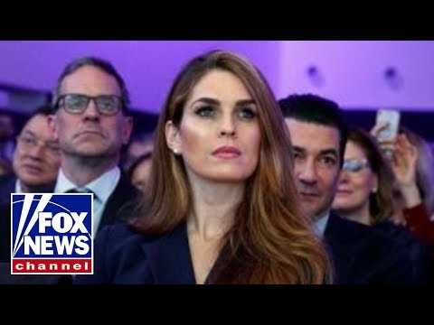 Hope Hicks' attorney denies New York Times report