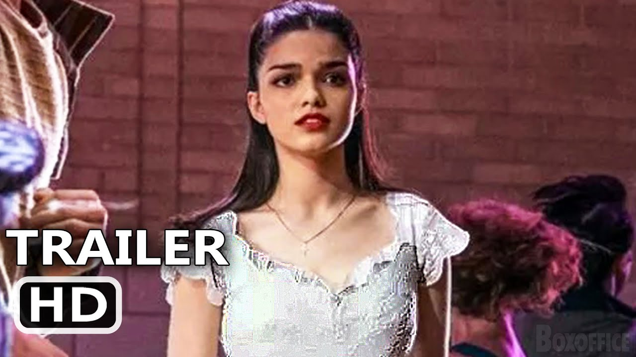WEST SIDE STORY Trailer (2021) Ansel Elgort, Rachel Zegler, Drama Movie