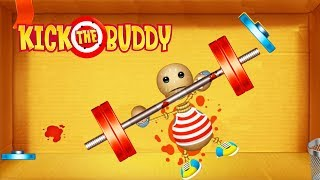 Sport weapons vs The Buddy   Kick the Buddy   Android Games 2018 Gameplay   Friction Games