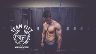 Marc Fitt - Work Hard Everyday - marcfitt.com