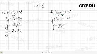видео ГДЗ (Решебник) по Математике для 11 класса, ответы