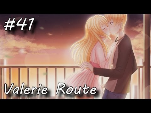 ACE Academy - 41 - VALERIE'S LAST SURPRISE [Valerie Route] (Let's Play/Playthrough)