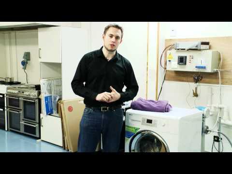 Washing machine repairs: Loud washing machine