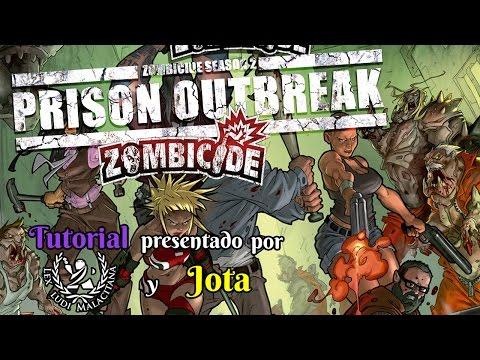Zombicide: Prison Outbreak