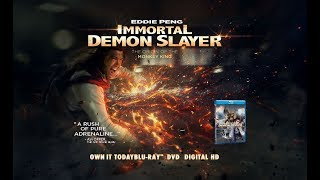Immortal Demon Slayer - The Legend of Wu Kong (2018) Official Trailer - Crimson Forest Films