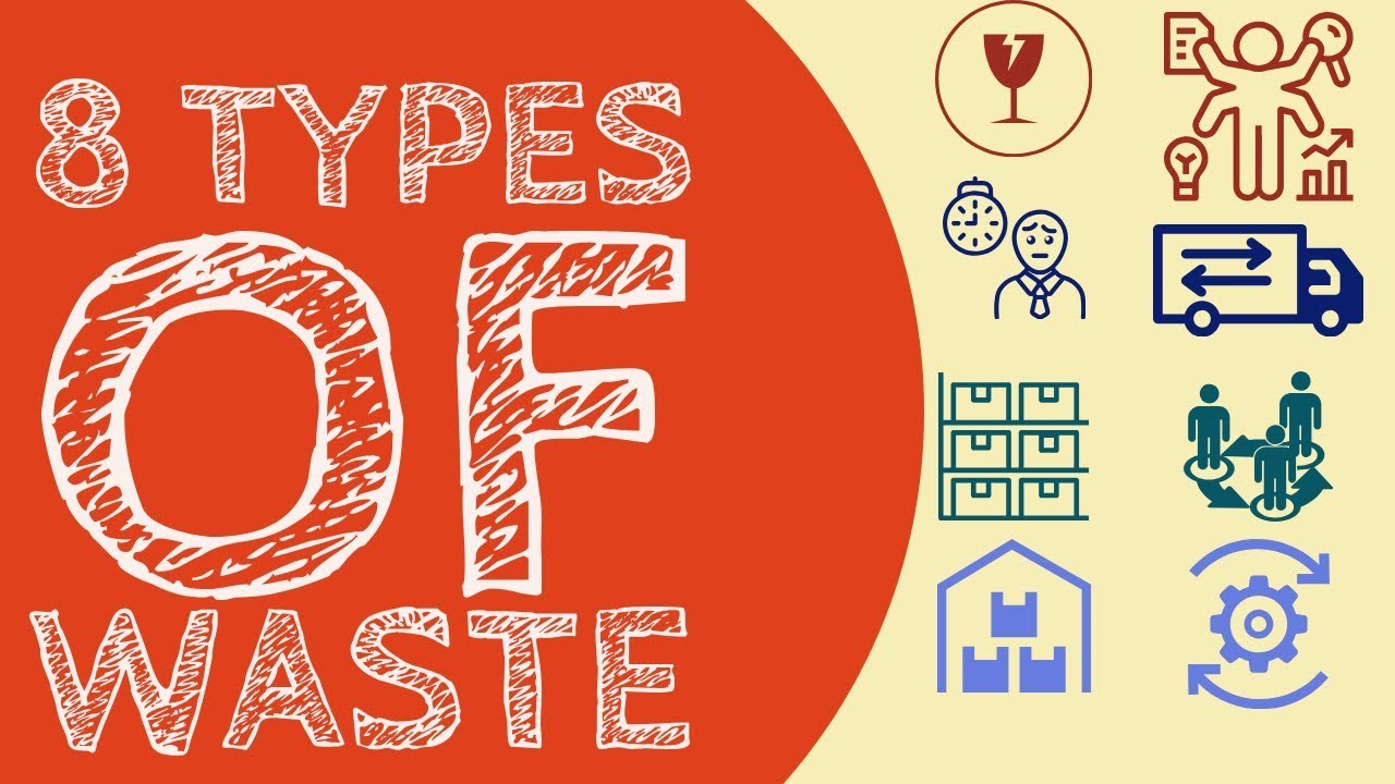 8 Types Of Waste In Lean