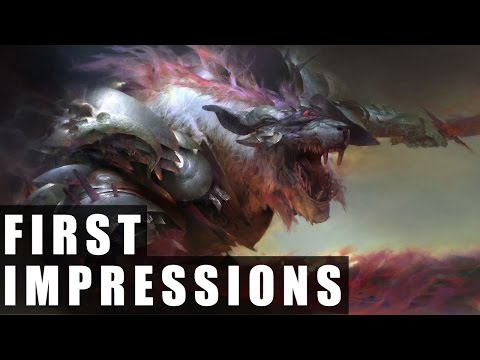 Guild Wars 2 Revenant Gameplay | First Impressions HD