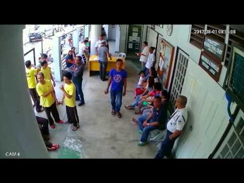 Ang pagtakas ni Job Porazo Paynandos sa mga BJMP na bantay nya