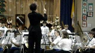ST URSULA SCHOOL SYMPHONIC BAND- Street Beat Christmas