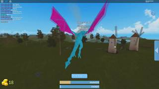 ROBLOX-Adopting Dragons (Wyvern Roleplay)