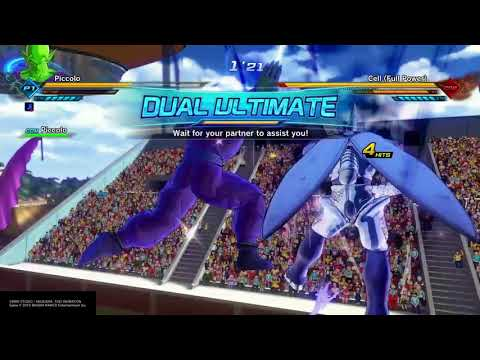 xenoverse 2 how to get dual ultimates