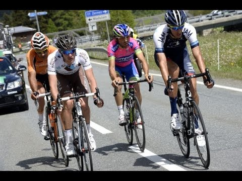 Tour de Suisse 2013 Stage 8 of 9 Last 30 km English language