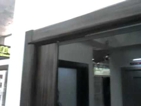 Принципиально новый тип двери (Дверь COMPACK) - YouTube