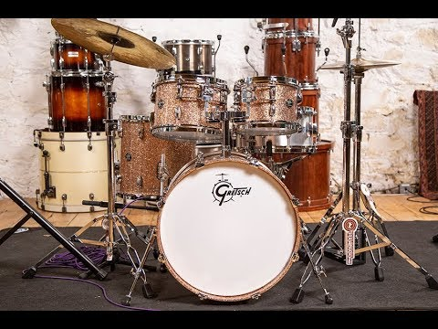 Gretsch Renown Shell Pack - Drummer's Review