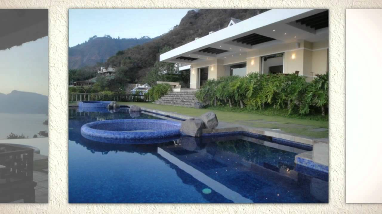 Casa de lujo lake atitlan vacation home rental by - Youtube casas de lujo ...
