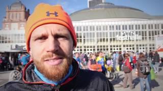 Frankfurt - Marathon 2016 mit Mona Stockhecke, Markus Schöfisch, Jonas Koller