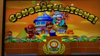 mario sports mix s1 ep9 the quest of the alternative path on flower cup in dodgeball style
