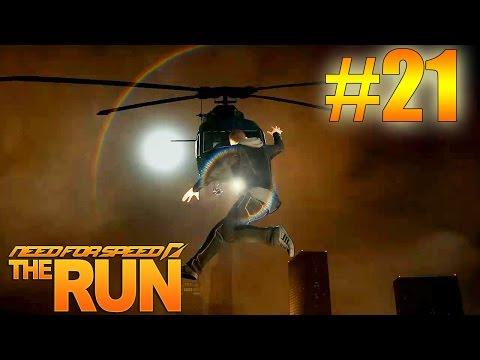 Need For Speed The Run :re #21 เกมรถแข่ง โดนหนีตาย !!