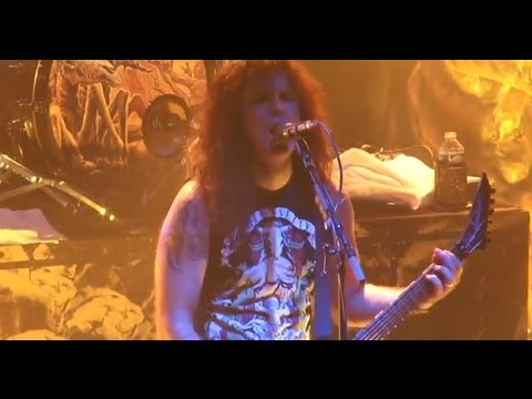 KREATOR/Obituary - concert review and setlists - Vancouver, Canada Mar 29 2017 - Rickshaw