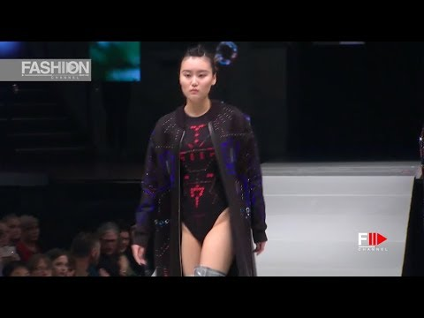 JOANNA LIM iD Dunedin Fashion 2018 New Zealand - Fashion Channel
