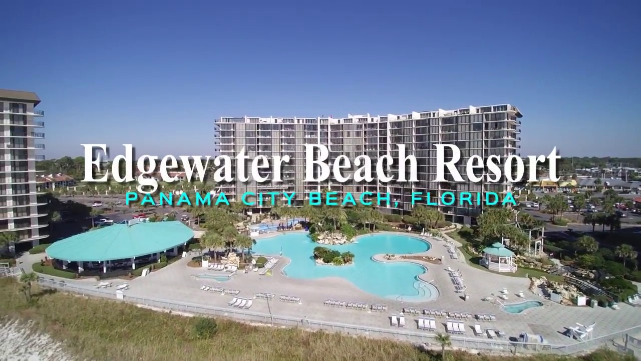 Edgewater Beach Resort Golf Villa Panama City Florida Vacation Al