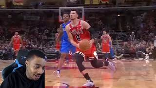 """FlightReacts NBA """"Is This The Dunk Contest?"""" MOMENTS #2!"""