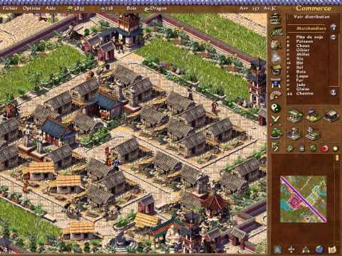 Empereur l'Empire du Milieu Dynastie Qin Mission 1