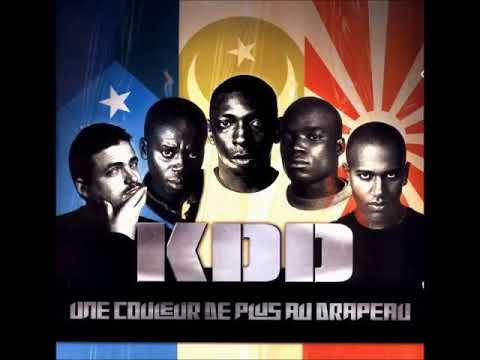 KDD - Une Couleur De Plus Au Drapeau - 2000 (LP)