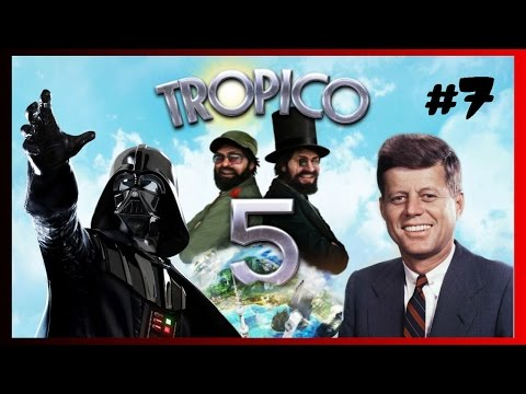 DROUGHT & DEPRESSION :: Tropico 5 Gameplay #7 | The PAC Gaming |