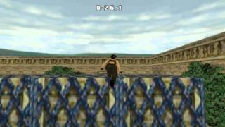 Tomb Raider 2 - Fastest Assault Course Time 0.50.4