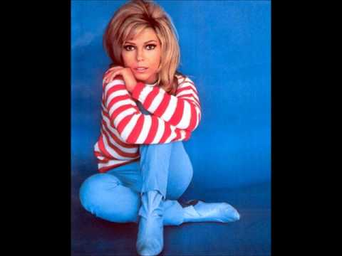 nancy sinatra these boots are made for walking lyrics